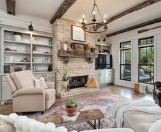 Trendy Area Rugs | Quality Area Rugs Online | Boutique Rugs Home Living Room, Living Spaces, Soho Apartment, Faux Marble Countertop, Washable Area Rugs, Southwestern Decorating, Farmhouse Rugs, Modern Farmhouse, Kitchen Cabinet Design