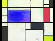 Mondriaan uit de kast: muziek bij de kunst. Mondrian, School, Theater, Museum, Artists, Abstract, Projects, Art, Summary