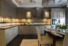 Американское Ар-деко - Кухня в современном стиле | PINWIN - конкурсы для архитекторов, дизайнеров, декораторов