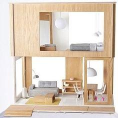Casas de muñecas ¡De diseño!