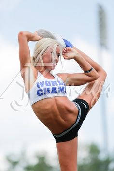 Cheer Athletics Jamie Andries #mindcheer #mindstyle