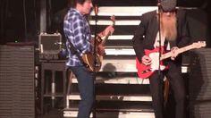 John Fogerty and ZZ Top - Sharp Dressed Man