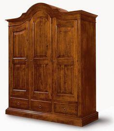 Klasszikus gardróbszekrény - www.montegrappamoblili.hu Armoire, Shabby, Furniture, Home Decor, Italia, Clothes Stand, Decoration Home, Closet, Room Decor