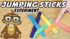 Popsicle Stick Chain Reaction Tutorial This looks like a ton of fun! Must try it with the boys sometime!!