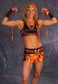 Retired Indy wrestler Daizee Haze