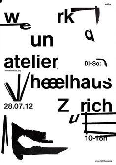 abstr-akts: Studio project, ECAL 2014 — by 1CV — Réalisation de...