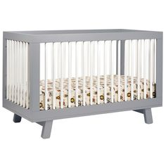 Babyletto Hudson 3-in-1 Convertible Crib - Overstock™ Shopping - Great Deals on Babyletto Cribs