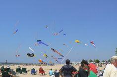 Grand Haven Kite Festival by Pure Michigan, via Flickr