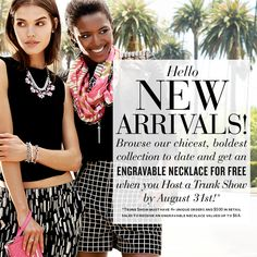 Browse the new Fall collection www.stelladot.com/sminchellaredwood