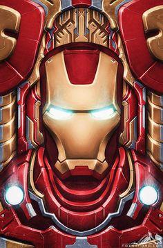 Iron Man by Noistromo *