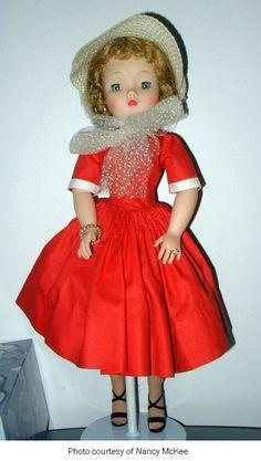 Cissy Madame Alexander doll 1958