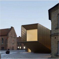 An add to Domkyrkan in Lund, Sweden