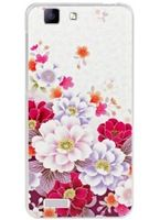 X3L Spring Flowers Pattern Mobile Phone Case for BBK X3L Phone Case Back Cover