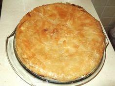 Domaći burek sa sirom - Slane pite i rolati recepti