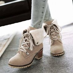 23 Trendy And Warm Boots That Aren't Ugly Nightmares Velvet Ankle Boots, Lace Up Ankle Boots, Heeled Boots, Ankle Straps, Best Ankle Boots, Knee Boots, Combat Boots, Hype Shoes, Women's Shoes