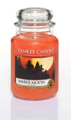 Yankee Candle Amber Moon Large Jar (New for Autumn 2014): Amazon.co.uk: Kitchen & Home