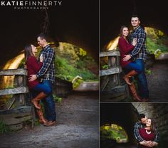 These fall engagement session outfits are perfect! Photographed by Rochester, NY wedding photographer Katie Finnerty | http://www.katiefinnertyphotography.com/blog/2015.10.6.fairport-engagement-session-sarah-mike
