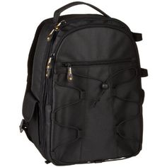 AmazonBasics Backpack for SLR Cameras and Accessories Black AmazonBasics http://www.amazon.co.uk/dp/B002VPE1WK/ref=cm_sw_r_pi_dp_QN2Zub06R3X9H
