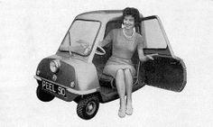 Peel P50 1962