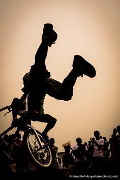 #BMX #Ghana Style!