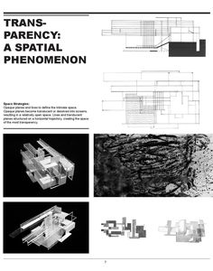 Application for M.Arch at Columbia GSAPP