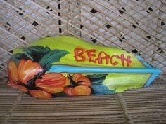 63 ideas coconut tree decoration palm frond art for 2019 Palm Frond Art, Palm Tree Art, Palm Tree Leaves, Palm Fronds, Palm Trees, Dot Art Painting, Painting On Wood, Branch Art, Sea Crafts