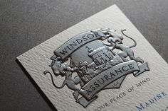 Foil Printed Business Cards   iWeb Ecommerce Web Design Blog