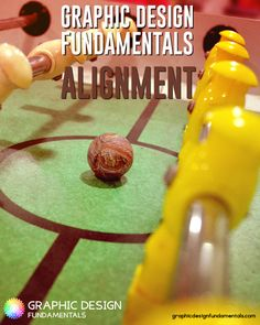 Alignment is one of the most important principles of design. It will help provide your design a strong and cohesive structure. Learn the different types of alignment that can be use for text or images.