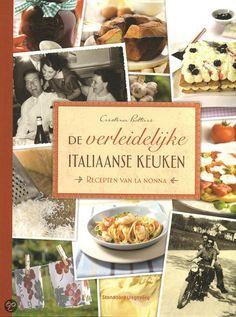 DE VERLEIDELIJKE ITALIAANSE KEUKEN - Christina Bottari - 24,50 9789002240393. GRATIS VERZENDING. Recepten Van La Nonna. De Italiaanse keuken is een van de populairste ter wereld. Pasta, pizza, risotto, zongedroogde tomaatjes, pesto, parmezaan? het water loopt je in de mond als je het nog maar hoort. In De verleidelijke Italiaanse keuken zul je geen ingewikkelde recepten vinden, maar wel eenvoudige gerechten die al generaties worden doorgegeven van moeder op dochter. KLIK OP BOVENSTAANDE…