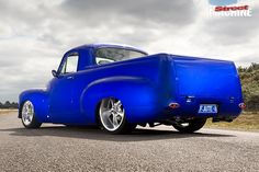 Twenty-six years ago, Mario Borg consigned his FJ Holden how ute to the garage. Now, his son Chris has rejuvenated it, ready to haul in trophies all over again Australian Muscle Cars, Aussie Muscle Cars, Custom Muscle Cars, Custom Cars, Custom Trucks, Classic Trucks, Classic Cars, Holden Monaro, Car Colors
