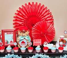 Vintage Carnival Birthday Extravaganza // Hostess with the Mostess®