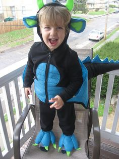 Dragon Costume! for lily