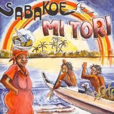 Sabaku; one of the best and popular Kaseko bands of Suriname!