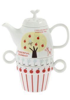 Tree Tea Set