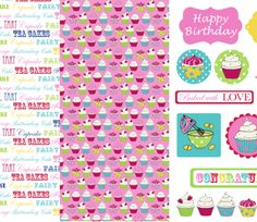 Alison Butler's Cake And Birthday Papers & Sentiments