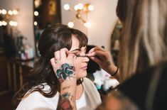 Makeup Artist for Weddings, Special Occasions and Photo Shoots located in Tulsa, OK. Bridal Make Up, Wedding Make Up, Wedding Day, Oklahoma Tattoo, Brewery Wedding, Makeup Portfolio, Artist Branding, Professional Makeup Artist, Something Blue