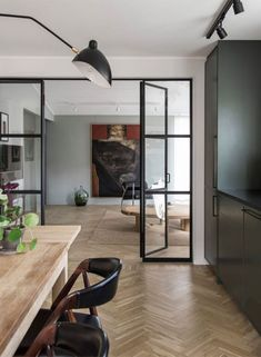 Find out why modern living room design is the way to go! A living room design to make any living room decor ideas be the brightest of them all. Contemporary Interior, Modern Interior Design, Interior Design Inspiration, Modern Interiors, Beautiful Interiors, Scandinavian Interiors, Room Inspiration, Küchen Design, House Design