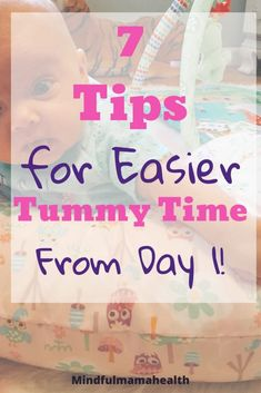 Tummy Tips and Tricks for New Babies. Try these tummy tips for babies who hate tummy time. Your baby will love these tummy time activities and ideas. Learn how to do tummy time with your baby. Newborn Activities, Time Activities, Cute Baby Smile, Baby Love, Newborn Development, Age Appropriate Chores, Baby Smiles, Silly Faces, Baby Care Tips