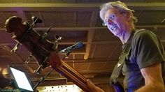 """Phil Lesh and Friends  """"Bird Song""""  Last night at Terrapin Crossroads free show in the bar.  Photo by Caleb Miller"""