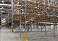 Anti-Collapse Wire mesh on back side of pallet racking Pallet Racking, Storage Design, Wire Mesh, Project Management, Shelving, Projects, Home Decor, Shelves, Log Projects