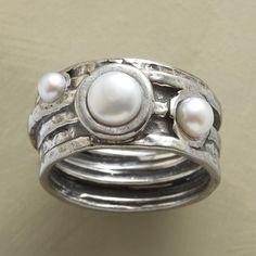 Galaxy Ring in Fall Jewelry 2012 from Sundance
