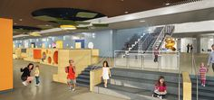 VMDO Architects: Portfolio - K-12 Education Projects - Arlington Discovery Elementary School