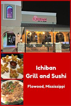 Our favorite Asian restaurant in Flowood, Mississippi is Ichiban Grill & Sushi. Check out the delicious Chicken Teriyaki!