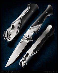 image: Caleb Royer maker: Wolfgang Loerchner website: wolfeknives.com  #calebroyerphotography #knife #knifemaking #knives #customknives #handmadeknives #knifecommunity #handmade #knifeart #knifepics #imagecalebroyer  #Wolfe #WolfgangLoerchner #Loerchner #folder #foldingknife #prototype