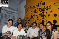Your #passion for #childrights motivates us every day! Celebrating the #ChildInYou! #CRY #volunteers