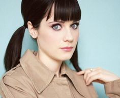 Zooey. My  Geek Chic icon