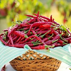 How to freeze peppers from the garden. Peppers is the one vegetable that can be preserved without canning or blanching. Hot peppers can be frozen whole. Thai Peppers, Freeze Peppers, Dried Peppers, Dried Beans, Stuffed Sweet Peppers, Stuffed Mushrooms, Frozen Vegetables, Mushroom Recipes, Cream Recipes