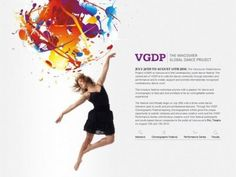 VGDP - The Vancouver Global Dance Project