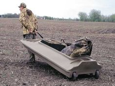 Boat/blind. I want this so bad!
