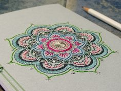 Rather than just coloring, wouldn't embroidery be meditative? Rag paper is fun stuff: Athens-based Fabulous Cat Papers (previously) they've released a whole new series of notebooks that incorporate vintage science/medical illustrations printed on Japanese paper with hand-stitched embroidery.